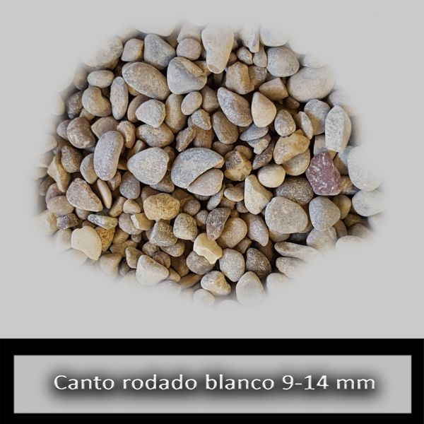 Terrazos atlantico material de construcci n las palmas - Canto rodado blanco ...