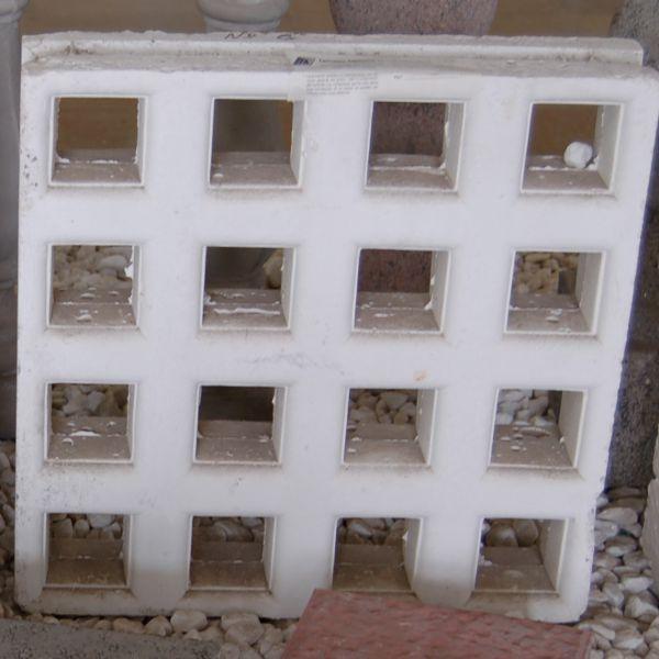 Terrazos atlantico material de construcci n las palmas - Celosias de hormigon ...